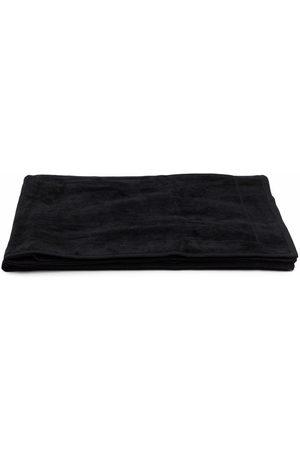 Balmain Embossed-logo beach towel