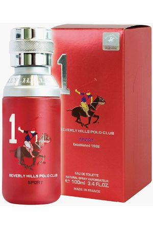 Beverly Hills Polo Club Men Sport Eau De Toilette- 100 ml