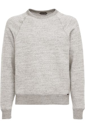 Tom Ford Cotton Crewneck Sweatshirt