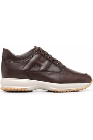Hogan Men Sneakers - Low-top lace-up trainers