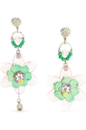 AMIR SLAMA Women Earrings - Flor earrings