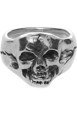 OUR LEGACY Men Rings - Cranium Ring