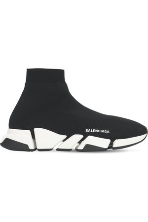 Balenciaga Speed 2.0 Knit Sport Sneakers