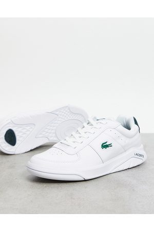 Lacoste Game advance trainers in green