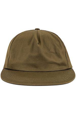 FEAR OF GOD Men Hats - 5 Panel Hat in Olive