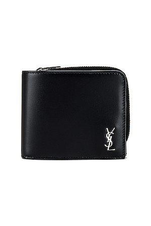 Saint Laurent Men Wallets - Zip Wallet in in