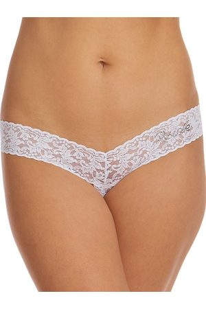 Hanky Panky Signature Lace Bride Open Gusset Thong