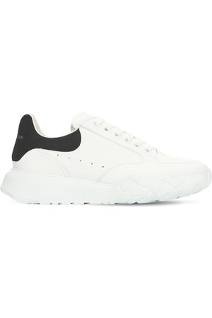 Alexander McQueen Men Sneakers - Leather Sneakers