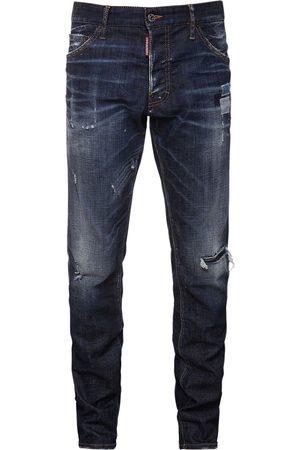 Dsquared2 Men Jeans - 16.5cm Cool Guy Cotton Denim Jeans