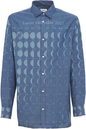 Loewe Paula Moon Calendar Cotton Shirt