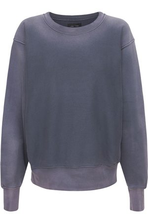 Les Tien Gradient Cotton Sweatshirt