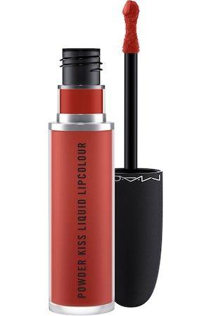 M·A·C Powder Kiss Liquid Lipcolour - 991 Devoted to Chili