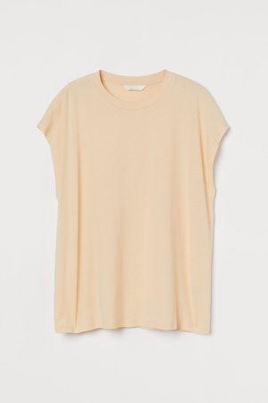 H&M Jersey sleeveless top