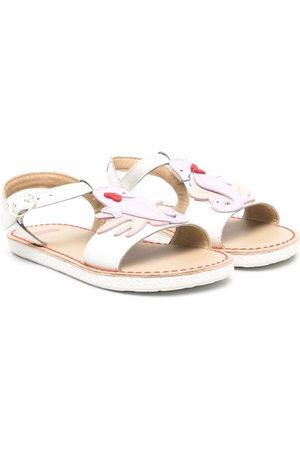 Camper Seahorse motif sandals
