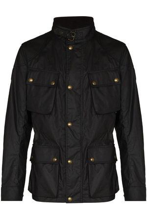 Belstaff Men Jackets - Fieldmaster zip-up jacket