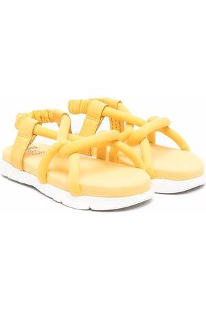 Camper Girls Sandals - Oruga slingback sandals