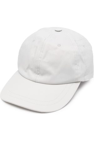 Rick Owens Hats - Logo-patch cap