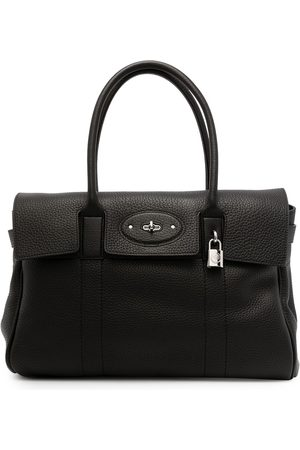 MULBERRY Women Handbags - Bayswater grained tote bag