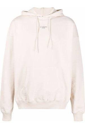 Drôle de Monsieur Men Sweatshirts - Not From Paris hooded sweatshirt