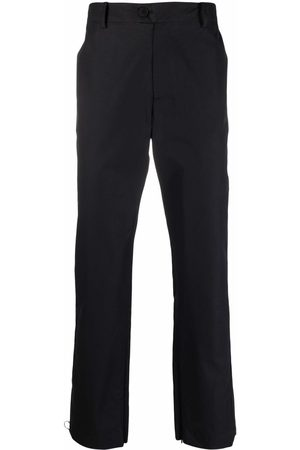 A-cold-wall* Men Formal Trousers - Tailored straight-leg trousers