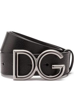 Dolce & Gabbana Men Belts - Logo-buckle belt