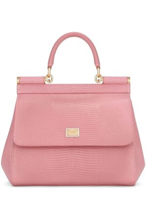 Dolce & Gabbana Women Shoulder Bags - Small Sicily leather tote