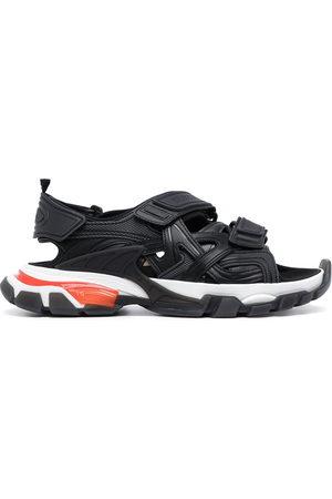 Balenciaga Men Sandals - Track panelled sandals
