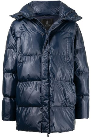 Rains Men Jackets - Quilted puffer jacket