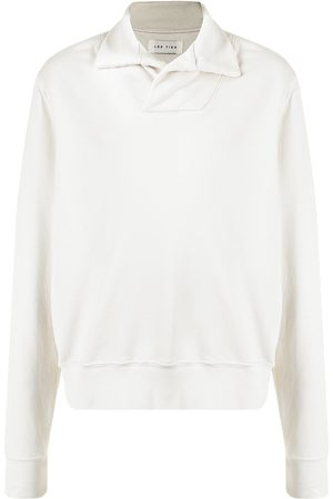 Les Tien Men Jumpers - Spread-collar pullover