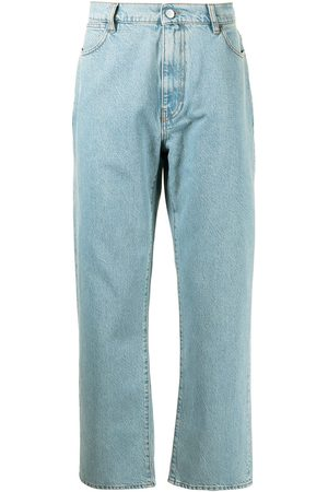 McQ Men Straight - Fantasma relaxed-fit jeans