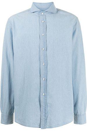 Polo Ralph Lauren Men Denim - Cutaway collar denim shirt