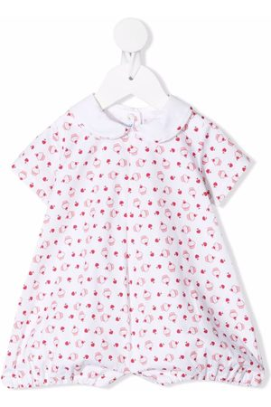 SIOLA Rompers - Cupcake-print cotton body