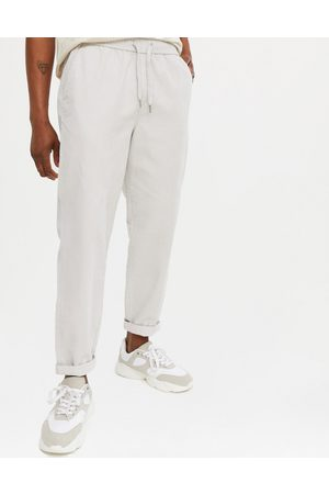 New Look Cord jogger in off