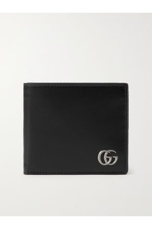 Gucci Men Wallets - GG Marmont Leather Billfold Wallet