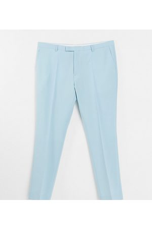 Twisted Tailor Plus suit trousers in mint