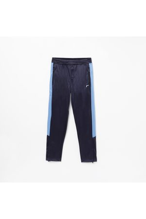 Fame Active Boys Solid Slim Fit Elasticated Track Pants