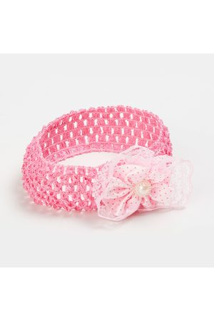 Stol'n Girls Floral Accent Hairband