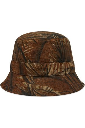 Universal Works Men Hats - Jungle Bucket Hat