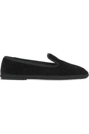 SENTIER 10mm Principe Velvet Loafers