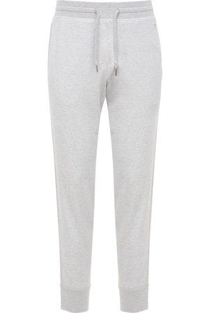 Tom Ford Men Loungewear - Lounge Cotton Blend Knit Jogger Pants