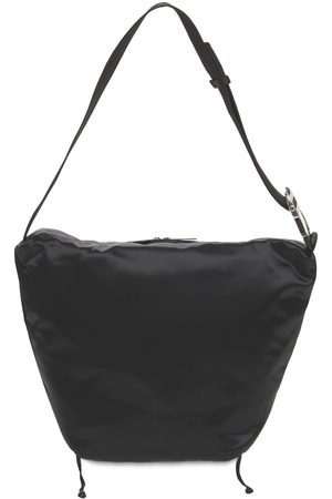 Bottega Veneta Nylon Satin Belt Bag