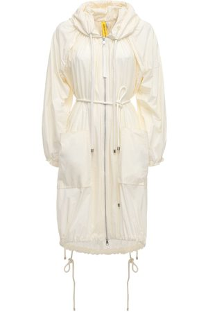 Moncler Genius Diamond Long Recycled Trench Coat