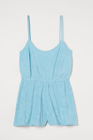 H&M Playsuit - Turquoise