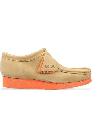 Clarks Wallabee - Light Tan