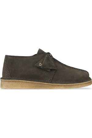 Clarks New Desert Trek - Dark