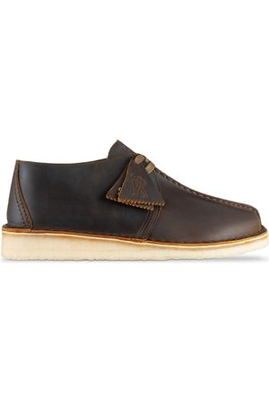 Clarks New Desert Trek - Beeswax