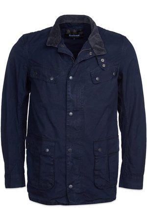 Barbour Summer Washed Duke Jacket - Navy