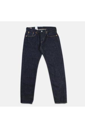 Edwin Regular Tapered Kaihara Jeans - Indigo x White rinsed