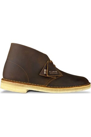 Clarks New Desert Boot - Beeswax