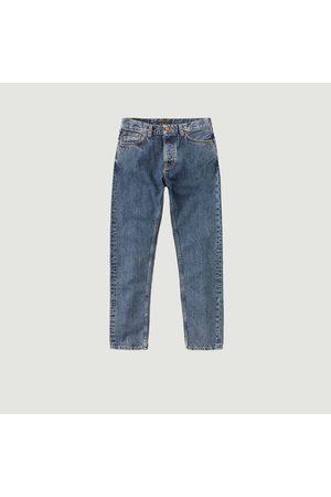 Nudie Jeans Jean Steady Eddie II Friendly Navy Jeans